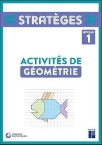 Kévin Gueguen - Activités de géométrie niveau 1. 1 Cédérom