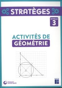 Kévin Gueguen - Activités de géométrie - Niveau 3. 1 Cédérom