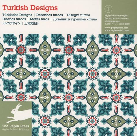 Kévin Haworth - Turkish Designs. 1 Cédérom
