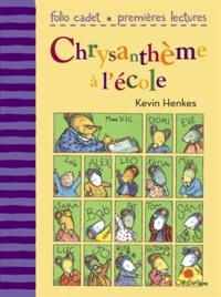 Kevin Henkes - Chrysanthème à l'école.