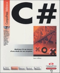 Kevin Hoffman - C#. 1 Cédérom