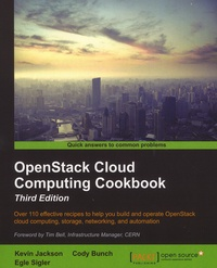 Deedr.fr OpenStack Cloud Computing Cookbook - Over 110 Effective Recipes to Help You Build and Operate OpenStack Cloud Computing, Storage, Networking, and Automation Image
