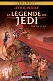 Kevin James Anderson et Dario Carrasco - Star Wars, La légende des Jedi Tome 1 : L'âge d'or des Sith.