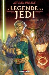 Kevin James Anderson - Star Wars, La légende des Jedi Tome 5 : La guerre des Sith.