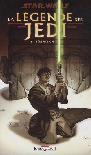 Star Wars, La légende des Jedi Tome 6 Rédemption