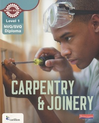 Kevin Jarvis - Carpentry and Joinery Candidate Book - Level 1 NVQ/SVQ Diploma.