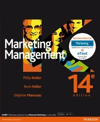 Kevin Keller et Philip Kotler - Marketing Management.