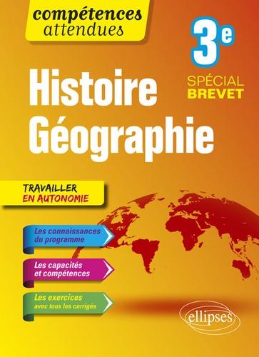 Kevin Labiausse - Histoire Géographie Troisième - Spécial brevet.