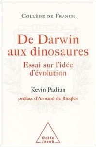 De Darwin aux dinosaures - Essai sur lidée dévolution.pdf