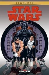 Kevin Rubio - Star Wars - Icones T07 - Tag & Bink.