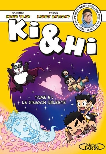 Ki et Hi Tome 5 Le dragon céleste