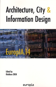 Khaldoun Zreik - Architecture, City & Information Design - EuropIA 14.