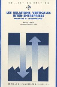 Openwetlab.it Les relations verticales inter-entreprises - Objectifs et instruments Image