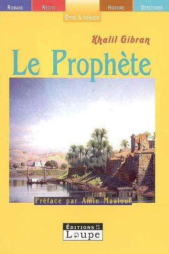 Le Prophète Edition en gros caractères