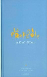 Le prophète - Khalil Gibran - Format ePub - 9782501079853 - 5,99 €