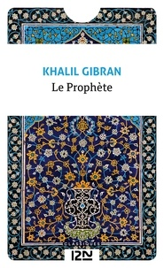 Le Prophète - Khalil Gibran - Format ePub - 9782823801538 - 1,99 €