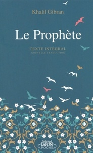 Ebook téléchargements gratuits format pdf Le prophète MOBI PDB FB2 9791022404310 par Khalil Gibran