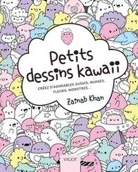 Goodtastepolice.fr Petits dessins kawaii - Créez d'adorables sushis, nuages, fleurs monstres... Image