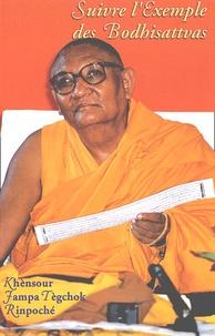 Deedr.fr Suivre l'exemple des Bodhisattvas Image