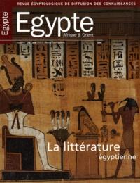 Thierry-Louis Bergerot - Egypte Afrique & Orient N° 29, juin 2003 : La littérature égyptienne.