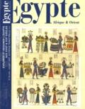 Claude Traunecker - Egypte Afrique & Orient N° 58, Juin-juillet- : Explorer et dessiner l'Egypte aux XVIIIe & XIXe siècles.