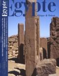 Claire Somaglino - Egypte Afrique & Orient N° 59, Septembre-oct : Des frontières de l'Egypte à la vallée du Nil - Un voyage et quelques rencontres.