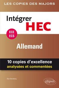 Kian Starsberg - Intégrer HEC - ECE/ECS Allemand.