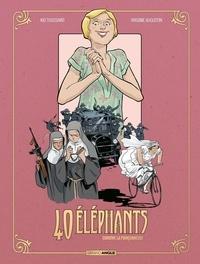Kid Toussaint et Virginie Augustin - 40 éléphants Cycle 2 : Dorothy, la poinçonneuse.
