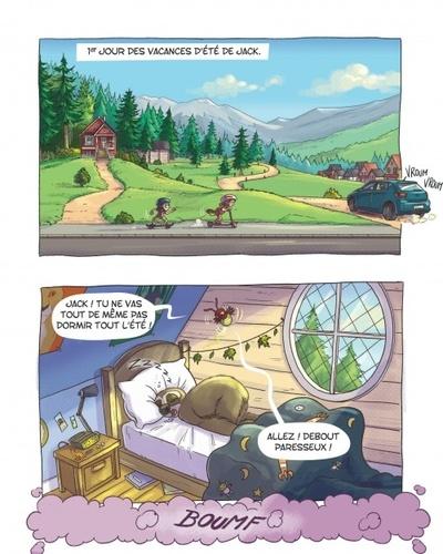 Animal Jack Tome 2 La montagne magique