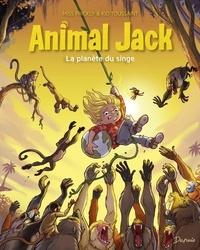 Kid Toussaint et Miss Prickly - Animal Jack - Tome 3 - La planète du singe.