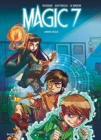 Téléchargement de livre électronique longue distance Magic 7 Tome 1 RTF par Kid Toussaint 9791034731985 en francais