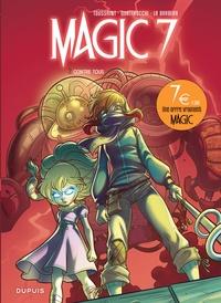 Kid Toussaint et Rosa La Barbera - Magic 7 Tome 2 : Contre tous.