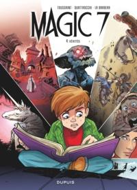 Téléchargements ebook gratuits pour kindle fire Magic 7 Tome 4 (Litterature Francaise) MOBI FB2 ePub 9791034798612 par Kid Toussaint