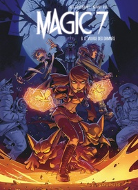 Kid Toussaint et Kenny Ruiz - Magic 7 Tome 6 : Le village des damnés.