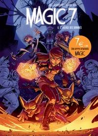 Kid Toussaint et Kenny Ruiz - Magic 7 Tome 6 : Le village des damnés.