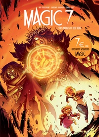 Kid Toussaint et Jheremy Raapack - Magic 7 Tome 7 : Des mages et des rois.