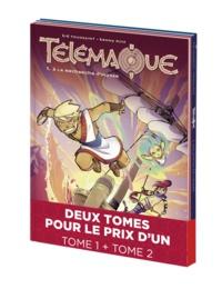 Kid Toussaint et Kenny Ruiz - Télémaque  : Pack en 2 volumes : A la recherche d'Ulysse ; Aux portes de l'enfer.