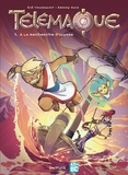 Kid Toussaint et Kenny Ruiz - Télémaque Tome 1 : A la recherche d'Ulysse - 48h BD 2019.