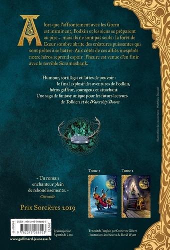 La légende de Podkin le Brave Tome 3 Le monstre de Coeur Sombre