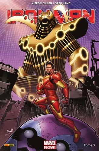 Iron-Man (2013) T03 - 9782809461855 - 9,99 €