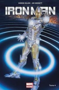 Kieron Gillen et Joe Bennett - Iron Man Tome 4 : Iron Metropolitain.