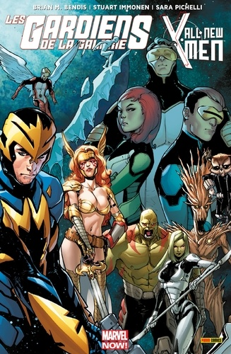 Les Gardiens De La Galaxie / All-New X-Men - 9782809461862 - 9,99 €