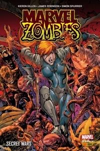 Kieron Gillen et James Robinson - Marvel Zombies - Secret Wars - Secret Wars.