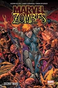 Kieron Gillen et James Robinson - Marvel Zombies  : Secret wars.