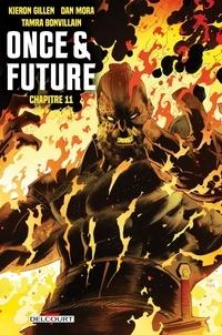 Kieron Gillen - Once and Future Chapitre 11.