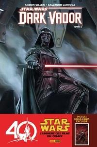 Kieron Gillen et Salvador Larroca - Star Wars - Dark Vador Tome 1 : Vador - Avec un ex-libris.