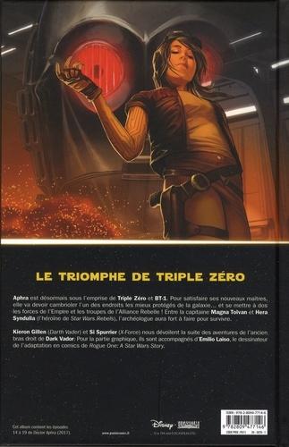 Star Wars, Docteur Aphra Tome 3 Hiérarchisation