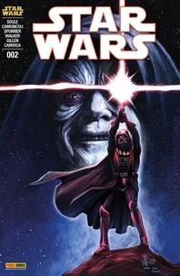 Kieron Gillen et Si Spurrier - Star Wars n°2 (couverture 1/2).