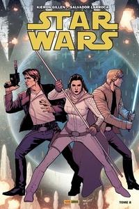 Kieron Gillen et Salvador Larroca - Star Wars Tome 8 : Mutinerie sur Mon Cala.