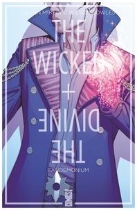 Kieron Gillen et Jamie McKelvie - The Wicked + The Divine Tome 2 : Fandemonium.